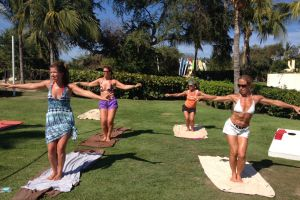 Yoga Retreat - Group BUTI Yoga Time! Calgary travel vacation experience with a group of people. Get out of town to enjoy the sunshine, daily meals, yoga classes, and accommodation.